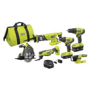 Ryobi power tools 18v for Sale in Oklahoma City, OK