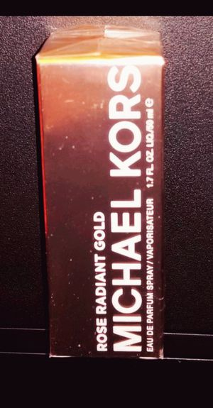 Michael Kors Rose Radiant Gold Perfume BRAND NEW for Sale in Randolph, MA