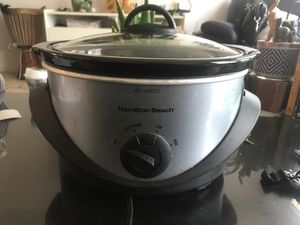 Crock pot (slow cooker) for Sale in Miami Beach, FL