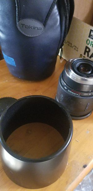 Tamron Lens 28-200mm for Sale in San Diego, CA