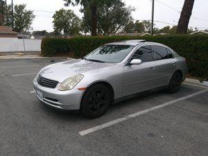 03 INFINITI G35 Parts for Sale in Santa Ana, CA