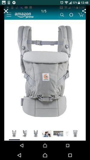 Award Winning Ergonomic Multi-Position Baby Carrier, Newborn to Toddler for Sale in Houston, TX