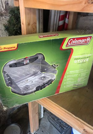 Colman stove for Sale in Queens, NY