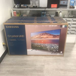50 INCH SAMSUNG 7 SERIES CRYSTAL 4K SMART TV for Sale in Chino Hills, CA