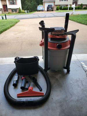 Rigid 5.5 HP Wet / Dry Vacuum for Sale in Barnhart, MO
