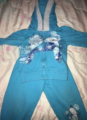 Elsa sweat suit for Sale in Melrose, MA