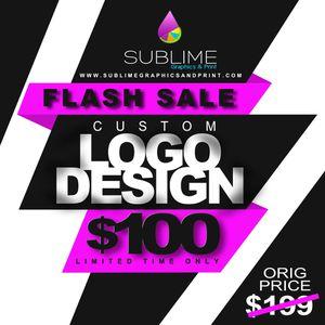 LOGO DESIGN - FLASH SALE for Sale in Covington, GA