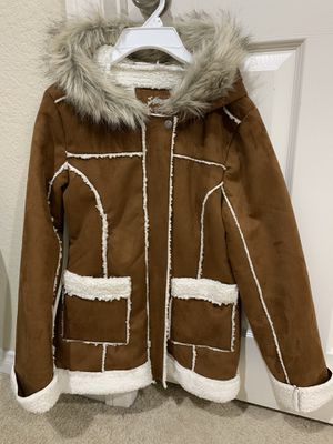 Junior /Girls jacket size 12/14 justice brand new for Sale in Riverside, CA