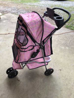 VERY NICE AND CUTE DOG STROLLER for Sale in Knightdale, NC