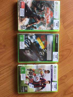 Xbox 360 games for Sale in Secaucus, NJ