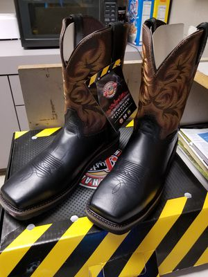 Men's work boots Stampede 11D for Sale in Lynchburg, VA