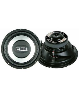 """DTI DW1040S 10"""" 600 Watts Max Dual 4 OHM High Power Car Audio Stereo Subwoofer 🔊 for Sale in Los Angeles, CA"""