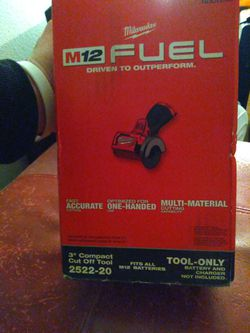 Milwaukee Compact Cut Off Tool 2522-20 for Sale in Kent,  WA