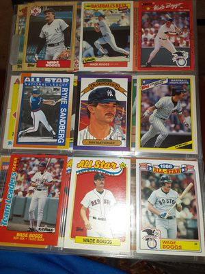 Baseball Card Collection for Sale in Hayward, CA