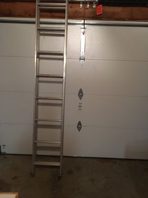 16' ladder aluminum for Sale in St. Charles, IL