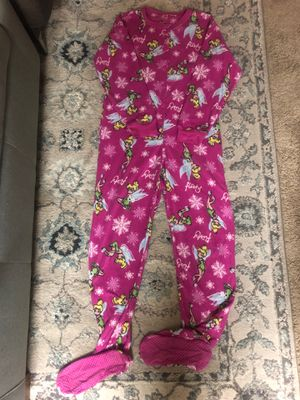Tinkerbell onesie Adult size Small for Sale in San Diego, CA