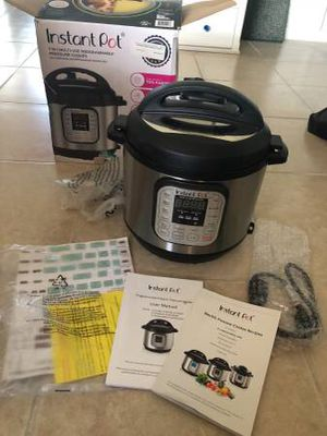 Brand New InstantPot Instant Pot 6qt Pressure Cooker for Sale in West Palm Beach, FL