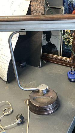 Vintage Lamp Mid Century Modern Copper Light for Sale in Walnut Creek,  CA