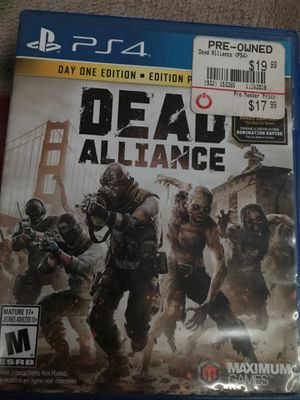 Ps4 game NEVER USED for Sale in Watsonville, CA