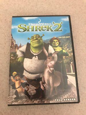 SHREK 2 Dvd for Sale in Maricopa, AZ