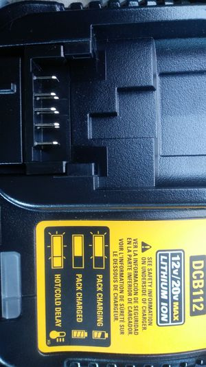 New dewalt charger for Sale in Sacramento, CA