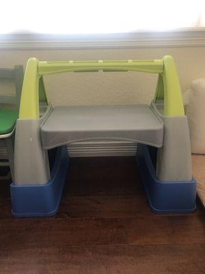 kids plastic table/desk for Sale in Aurora, CO