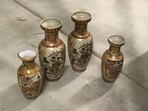 China vase set for Sale in Industry, CA