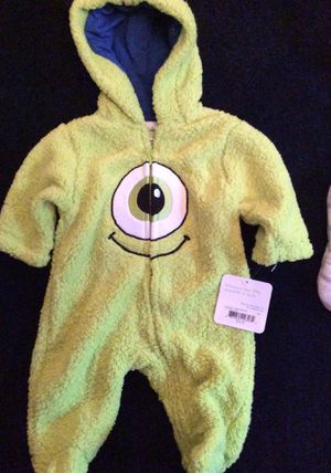 New Disney one piece-sz. 3 months for Sale in Portsmouth, VA