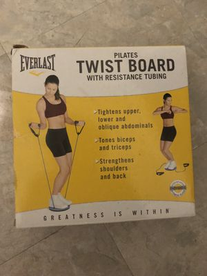 Exercise Twist Board for Sale in Houston, TX