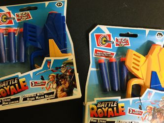 New 2 Battle Royal Mini Dart Nerf Gun for Sale in Arlington,  VA