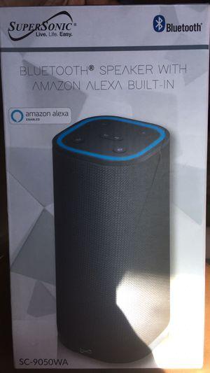 Alexa Bluetooth speaker for Sale in Sacramento, CA