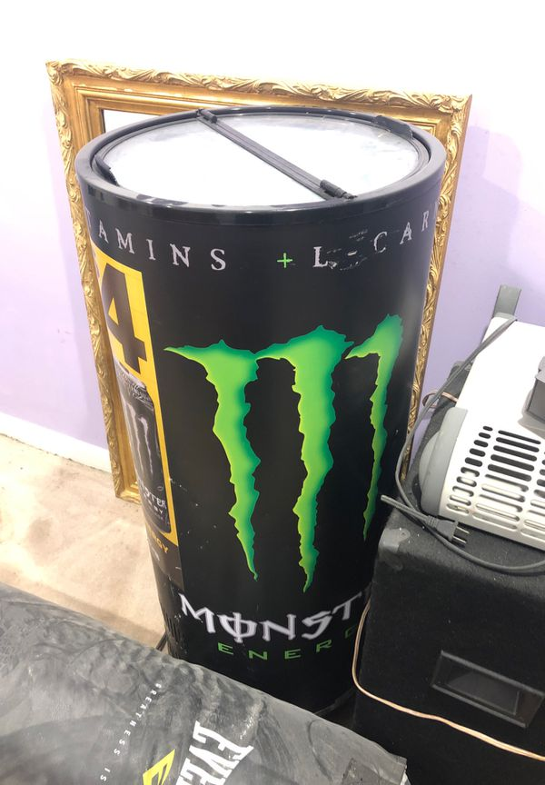 Monster Energy Can Cooler