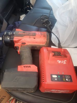 Snap-on 1/2cordless impact for Sale in Odessa, TX