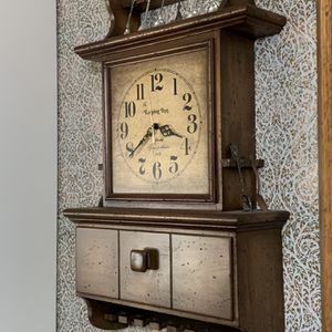 Clock With Spoon Rack for Sale in Walnut, CA