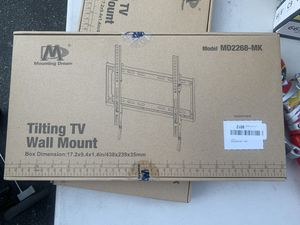 Tv wall mounts for Sale in Los Angeles, CA