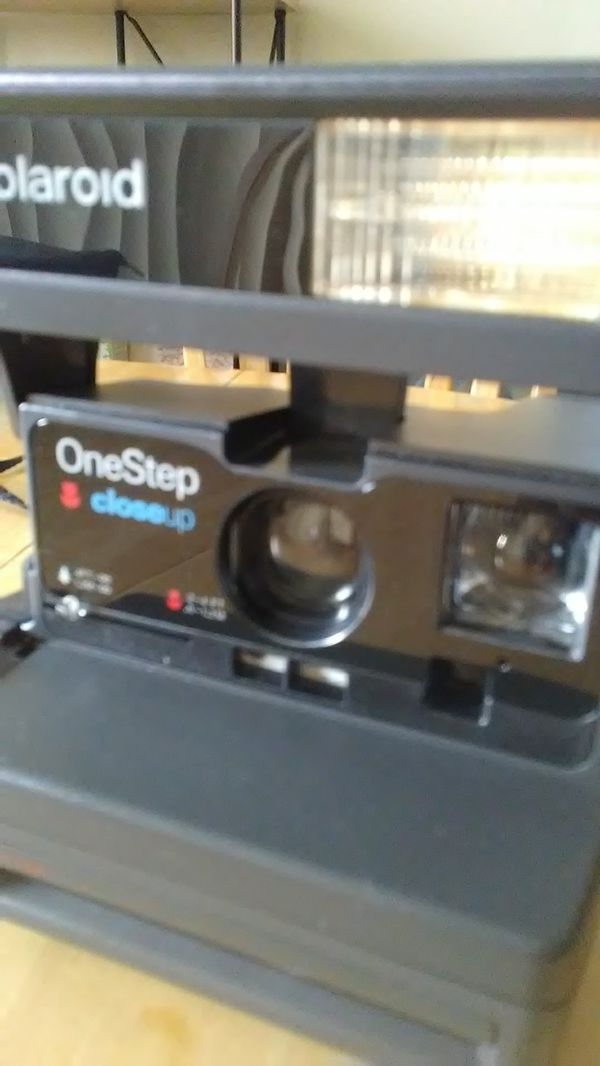 Vintage Collectible Polaroid OneStep Close Up 600 Film Camera