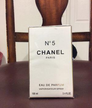 N5 Chanel Paris perfume for Sale in Mesa, AZ