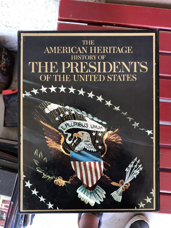 American heritage presidency collection