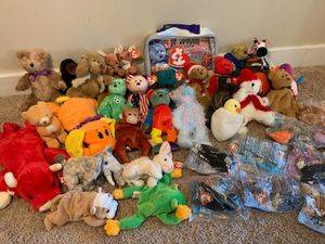 Beanie baby collectors for Sale in Algonquin, IL