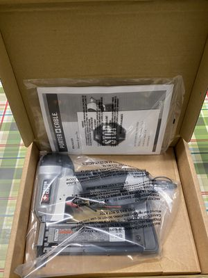 """Porter Cable PIN138 1-3/8"""" 23 Ga. Finish Nailer NEW STOCK 5/4/20 for Sale in Windermere, FL"""