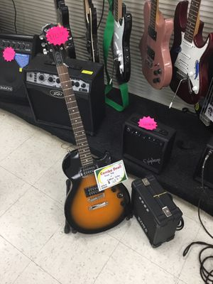 "Kona amp and guitar ""combo deal"" for Sale in Pearl, MS"