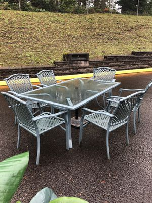 Outdoor patio furniture for Sale in Maple Valley, WA