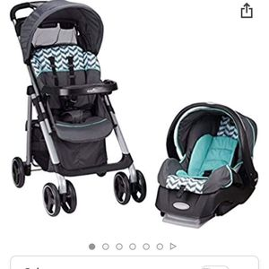 Infant Car Seat And Stroller for Sale in Columbus, OH