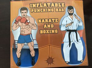 Inflatable punching bag for Sale in Georgetown, TX