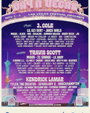 Day in Vegas Tickets for Sale in Belmont, CA