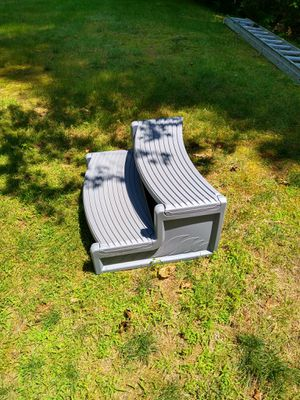 Hot tub steps for Sale in Millis, MA