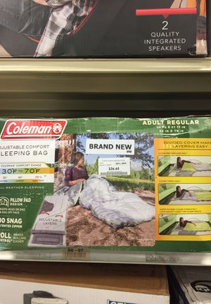 Coleman Sleeping Bag for Sale in San Leandro, CA