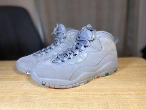 """Jordan 10 """"cool grey"""" for Sale in Athens, GA"""