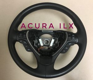 Acura ILX Parts OEM Black Leather Steering Wheel for Sale in Delray Beach, FL