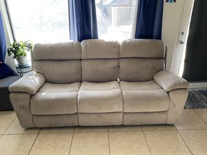 Power Sofa and love seat for Sale in Casa Grande, AZ